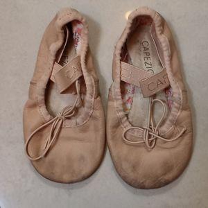 Used Capezio ballet shoes